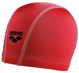 Шапочка для плавания Arena Unix Jr, красная (91279-40)