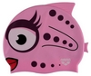 Шапочка для плавания детская Arena Awt Fish Cap, розовая (91915-91) - фото 1