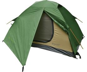 Фото 1 к товару Палатка двухместная Mousson Fly 2, зеленая (4823059846995)