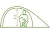 Палатка двухместная Mousson Fly 2, зеленая (4823059846995) - фото 4