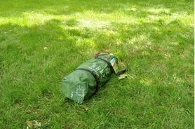 Фото 5 к товару Палатка двухместная Mousson Fly 2, зеленая (4823059846995)
