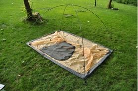 Фото 6 к товару Палатка двухместная Mousson Fly 2, зеленая (4823059846995)