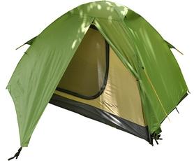 Палатка двухместная Mousson Fly 2, лайм (4823059847008)