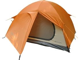 Палатка двухместная Mousson Delta 2, оранжевая (4823059847039)
