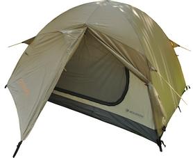 Палатка двухместная Mousson Delta 2, песочная (4823059847046)