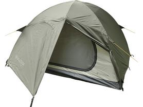 Палатка двухместная Mousson Delta 2, хаки (4823059847060)