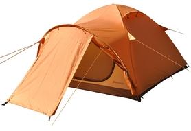 Палатка трехместная Mousson Atlant 3, оранжевая (4823059847084)