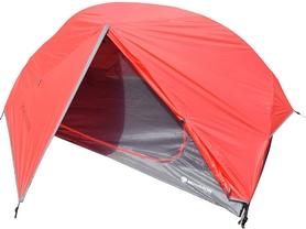 Палатка двухместная Mousson Azimut 2, красная (4823059847183)