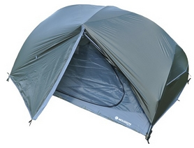 Палатка двухместная Mousson Azimut 2, хаки (4823059847206)