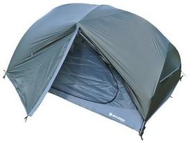 Палатка трехместная Mousson Azimut 3, хаки (4823059847237)