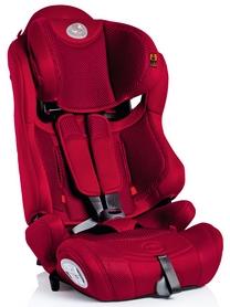 Автокресло детское Bellelli Maximo Fix, красное (01MXM044IFBBY)