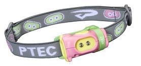 Фонарь налобный Princeton Tec Bot LED PTC612, желто-розовый (4823082707423)