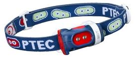 Фонарь налобный Princeton Tec Bot LED PTC610, красно-синий (4823082707430)