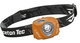 Фонарь налобный Princeton Tec Eos LED PTC643, оранжевый (4823082707478)