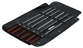 Набор шампуров с деревянными ручками Кемпинг ZDBQ-0710 (8), 6 шт (4823082711307)