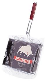 Решетка-гриль двойная Grill Me BQ-023 (4823082701292)