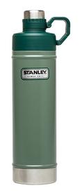 Термос стальной Stanley Classic - зеленый, 0,75 л (6939236332606)