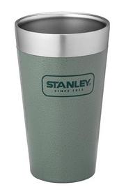 Термочашка Stanley Adventure Stacking - зеленая, 0,47 л (6939236332583)