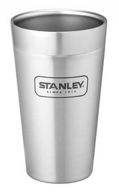 Термочашка Stanley Adventure Stacking - металлик, 0,47 л (6939236332590)