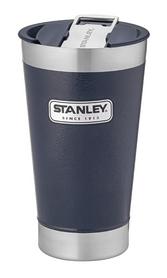 Термочашка Stanley Classic - синяя, 0,47 л (6939236324908)