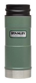 Термочашка Stanley Classic One Hand - зеленая, 0,47 л (693923631922)