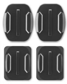 Набор плоских и вогнутых креплений Airon AC09, 4 шт (6947791550015)