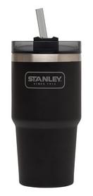 Термочашка Stanley Quencher - черный, 0,6 л (6939236335553)
