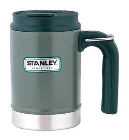 Термокружка Stanley Classic Camp - зеленая, 0,47 л (6939236322867)