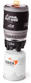 Горелка газовая Kovea Alpine Pot Wide KB-0703W (8806372096069)