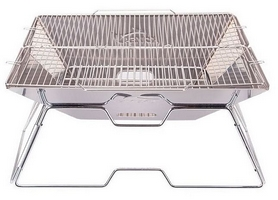 Гриль Kovea Magic II Stainless BBQ KCG-0901 (8809361210361)