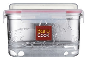 Контейнер туристический для приготовления еды Dome Barocook BRK130, 1200 мл (4823082708109)