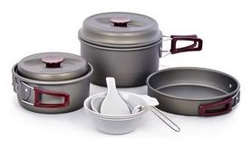 Набор посуды туристический Kovea Hard 23 KSK-WH23 (8809000508415)