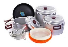 Набор посуды туристический Kovea Silver 78 KSK-WY78 (8809000508460)