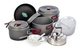 Набор посуды туристический Kovea Hard 78 KSK-WH78 (4823082711109)
