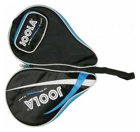 Чехол для ракетки Joola Bat Cover Pocket, черно-синий (80501J.OLD)