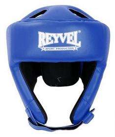 Шлем боксерский Reyvel FBU - синий (SHRY004-BL)