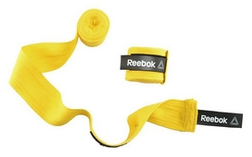 Бинты для рук Reebok Hand Wraps Yellow (RSCB-11155YL)