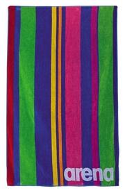 Полотенце Arena Big Stripes Towel, разноцветное (1B479-20)