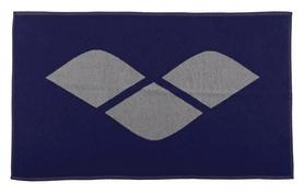 Полотенце Arena HICCUP, темно-синее (2A487-75)