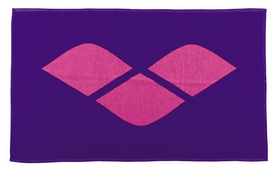 Полотенце Arena HICCUP, фиолетовое (2A487-89)