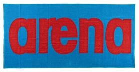 Полотенце Arena Logo Towel, синее (51281-84)