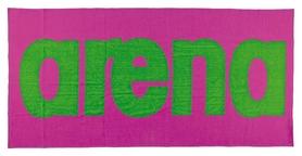 Полотенце Arena Logo Towel, розовое (51281-96)