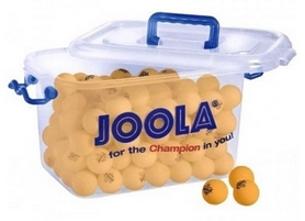 Мячи для настольного тенниса Joola Magic - оранжевые, 144 шт (44261J)