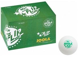 Мячи для настольного тенниса Joola Flip - белые, 72 шт (44287J)