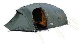 Палатка четырехместная Terra Incognita Bravo 4, темно-зеленая (4823081500476)