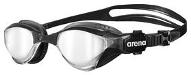 Очки для плавания Arena Cobra Tri Mirror, silver-black-black (000022-555)