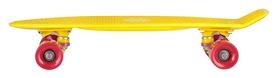 Пенни борд Yolo 401, желтый/желтый/фиолетовый (401Y-YP)