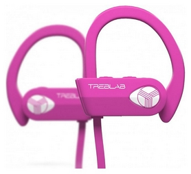 Наушники спортивные Treblab XR500 Pink