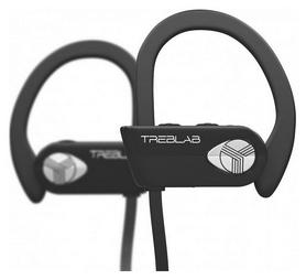 Наушники спортивные Treblab XR500 Black/Silver