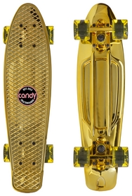 Пенни борд Candy 401H Gold/Gold/Yellow (401H-GC)